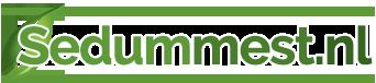 Sedummest – Zet je dak in het groen! Logo